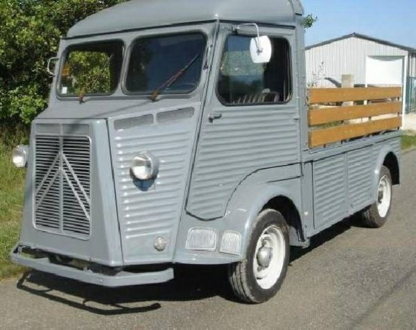 Citroën HY (1960)