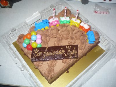 annif kyky 11/06/2010 3 ans