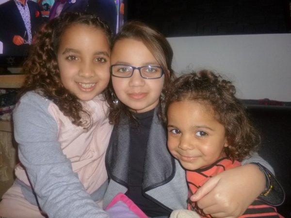 les princesses de ma vie !!!!