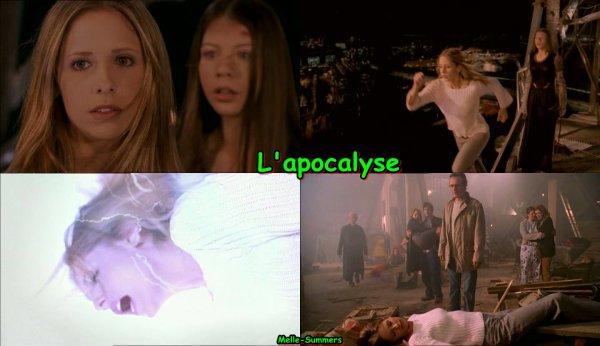 # Saison 5 ; épisode 22 : l'Apocalyse #