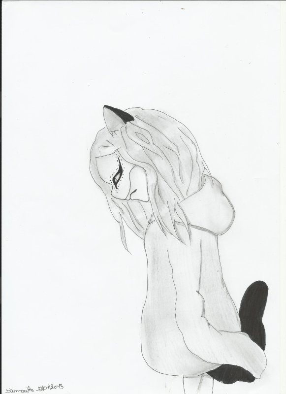 """""""She wolf""""."""
