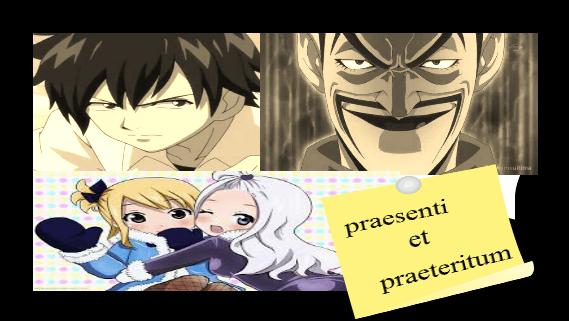 Praesenti et praeteritum