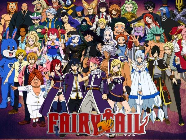 Fairy Tail c'est la vie 😇