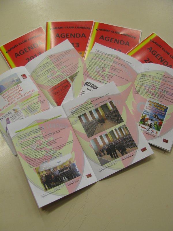 L'agenda des concours et bourses 2013-2014 est arrivé !