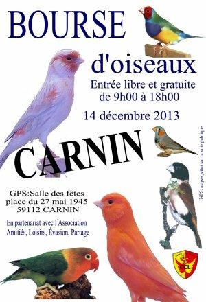 Bourse de CARNIN