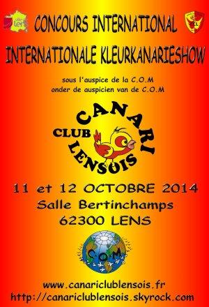 Exposition Internationale à LENS France