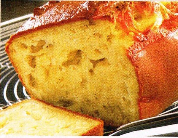 Cake au pont l 39 ev que les recettes de ma vie tudiante - Blog cuisine etudiante ...