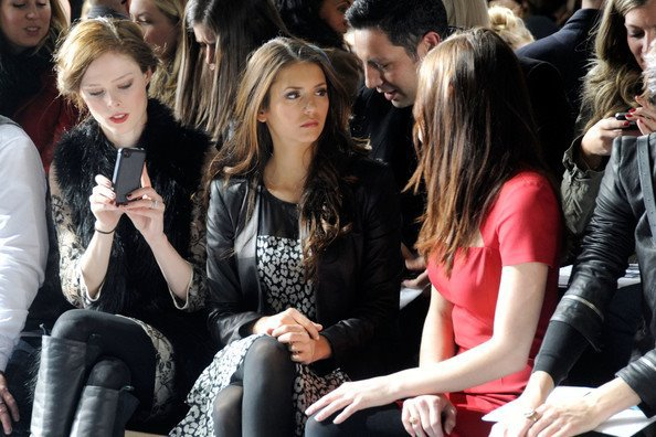 Photos facebook  Fashion Week du 13 février