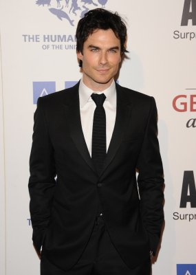 Le 24 mars Ian somerhalder The 26th Annual Genesis Awards