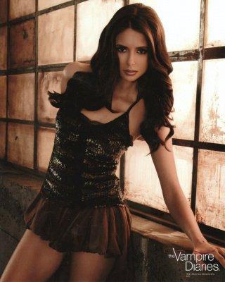 Nouvelle photo promo de Nina pour TVD