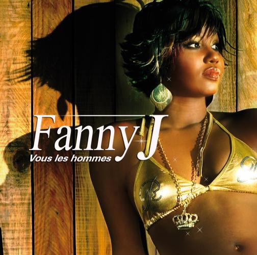Fanny J,la révélation Zouk sort son album ''Vous les hommes'' le 30 juin 2008