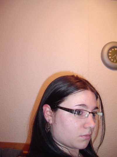 En mode lunettes lol
