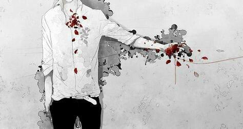 __Il était une fois un homme. C'est un bon début ça, non ? Et que lui arrive-t-il, à cet homme ? La pire chose que l'on puisse imaginer: il est tombé amoureux.__