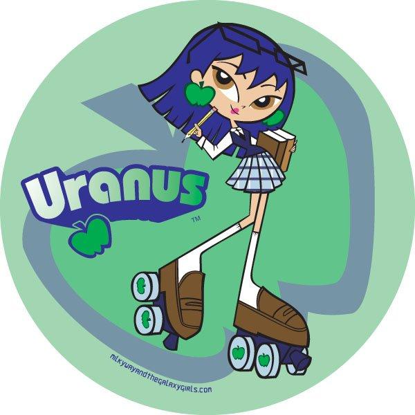 Uranus 8D