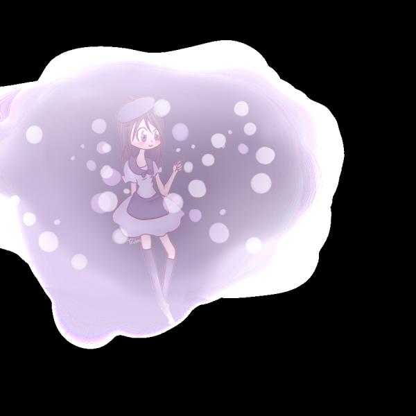 Violet Girl \ o /