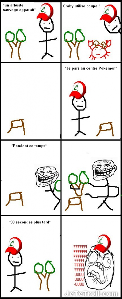 Troller Pokemon