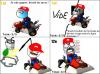 Mario Kart....