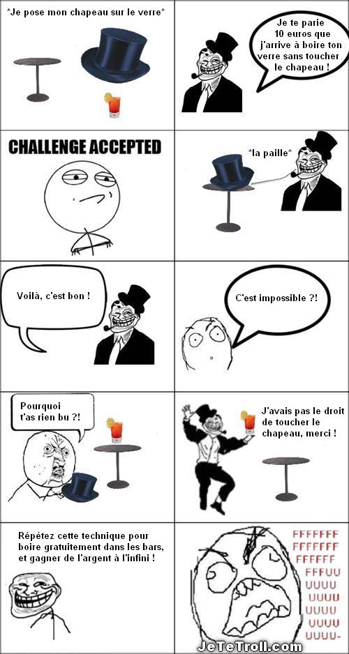 Troller dans les bars