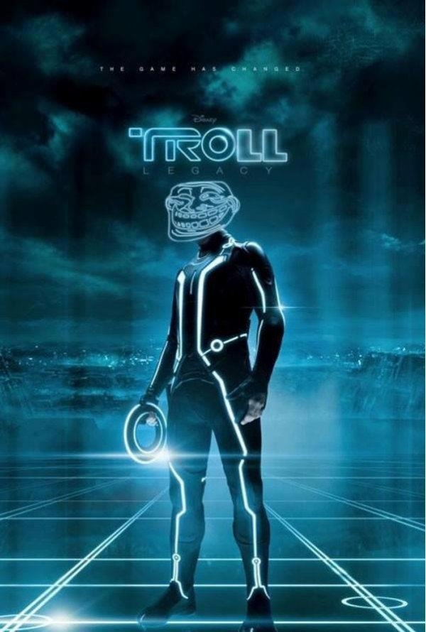 Les troll veulent aussi faire leur cinéma !