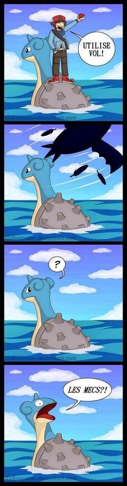 Logique pokemon