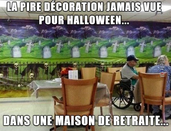 Genius vs maison de retraite