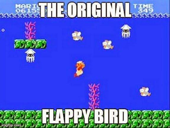Flappy bird original...