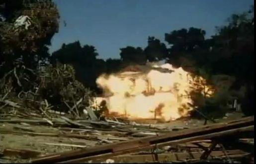 La véritable histoire sur la destruction du village par les producteurs de la série
