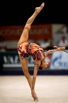 Irina Tchatchina !