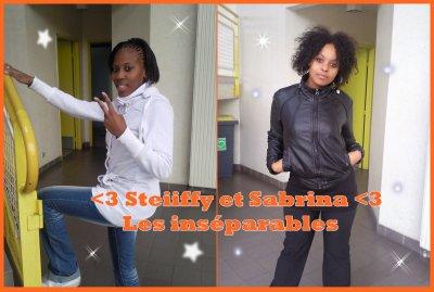 sabrina et steffy