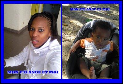 mon filleul et moi !!!