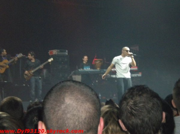 Lucenzo & Don Omar, Zenith de Paris 21/12/10