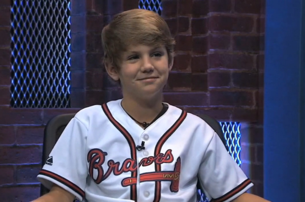 Young rapper Matty B chats with MLB.com