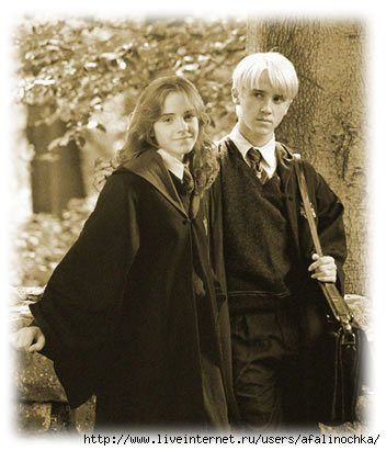 Annonce dramione