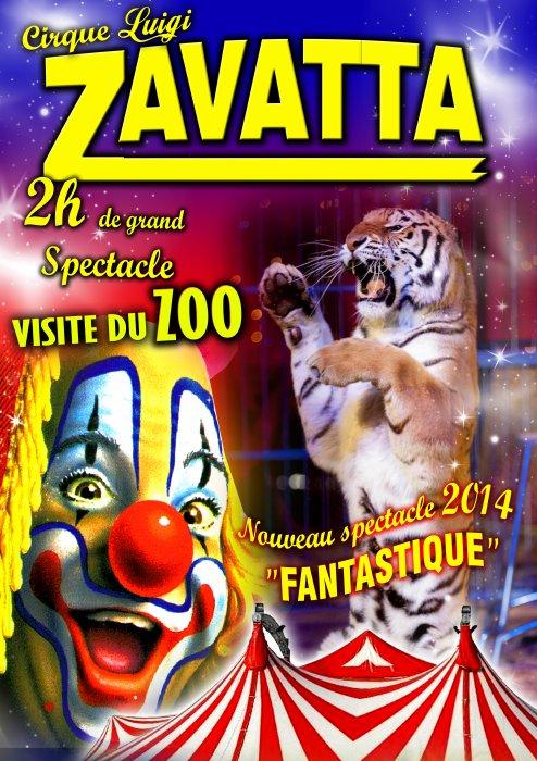Cirque Luigi Zavatta Officiel