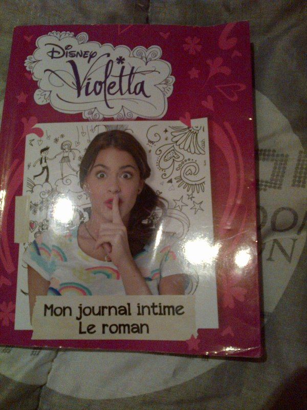 Affaire Personnel de Violetta ♥