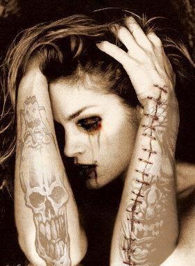 souffrance d'amour