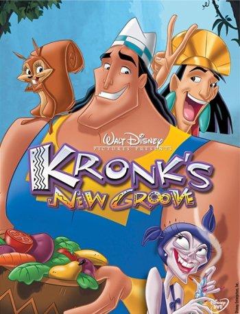 Kuzco 2:King Kronk