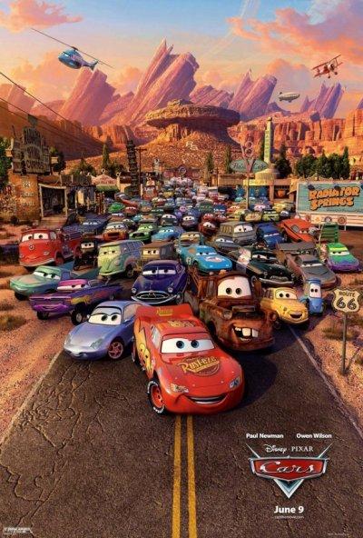 Cars:Quatre Roue