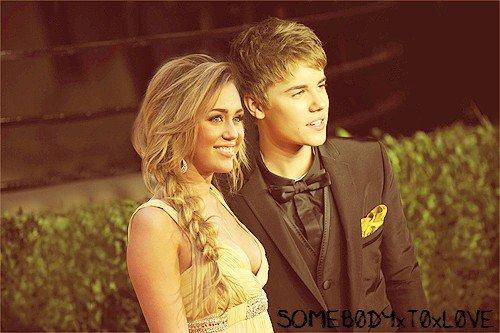 .  Miley, une amie très importante. .