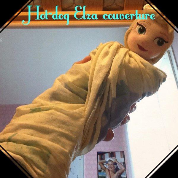 Hot-dog Elsa couverture