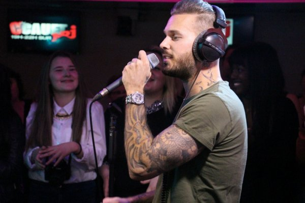 fan de matt pokora
