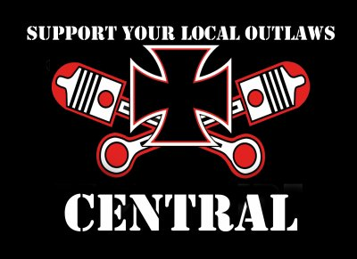 Support CENTRAL OUTLAWS