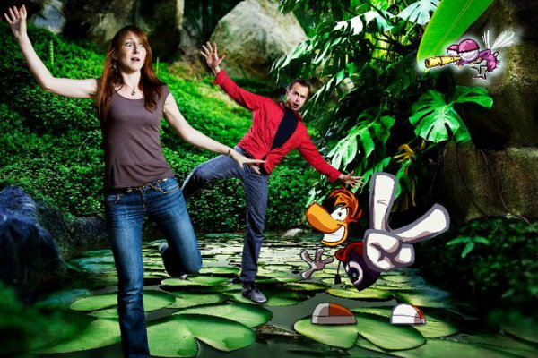 Le Making of Rayman Origins