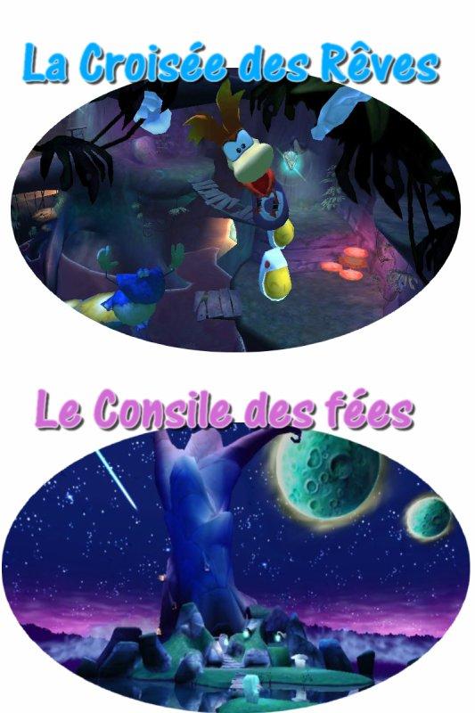 Rayman 3: Les mondes