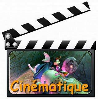 Rayman 3: cinématique