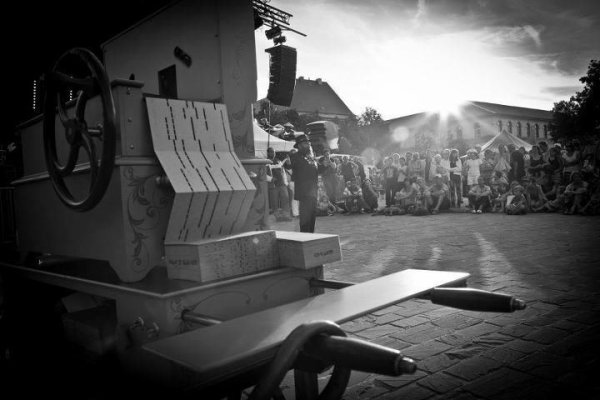 Nomade  in Metz  2011