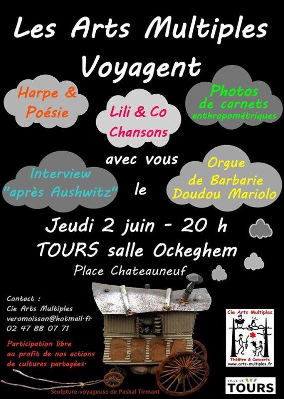 Tours  02/06/2016