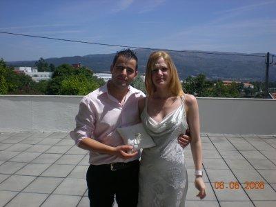 Juste avant le mariage civile