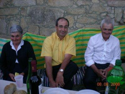 Mes grands-parents et mon tonton de suisse
