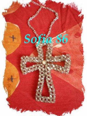 Une croix pour mon homme!!!